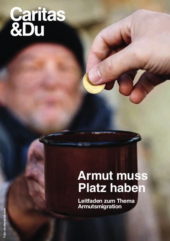 Caritas Armutsbroschüre 2014 Cover