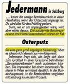 Osterputz